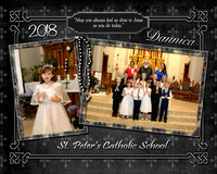 First Communion St Peter's Kids 2018